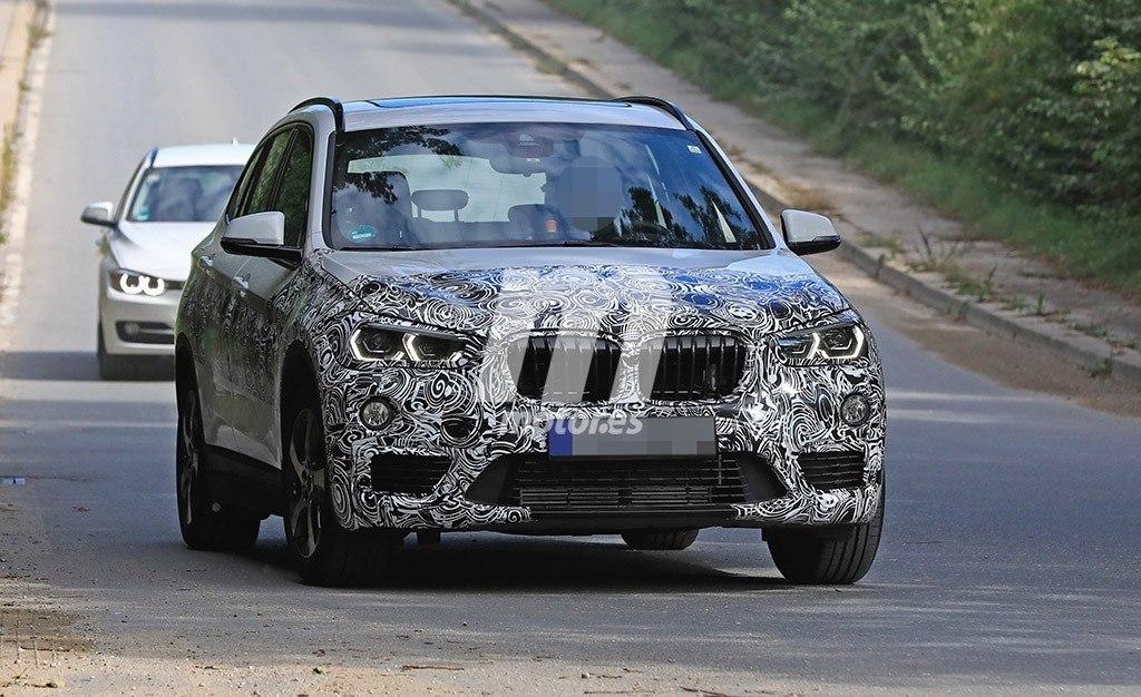 2019 - [BMW] X1 restylé [F48 LCI] Bmw-x1-hibrido-enchufable-fotos-espia-201850756_1