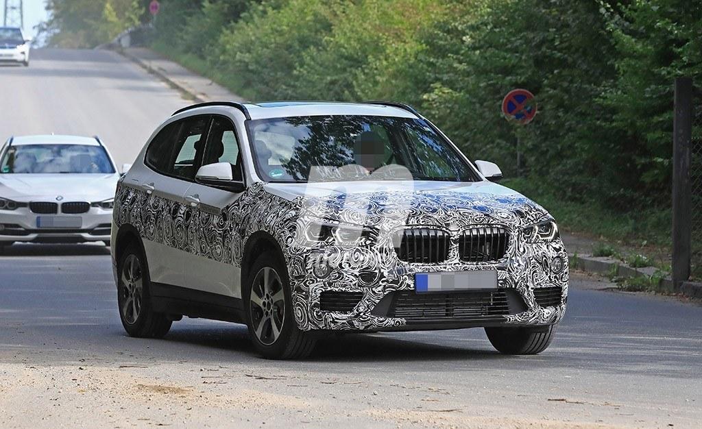 2019 - [BMW] X1 restylé [F48 LCI] Bmw-x1-hibrido-enchufable-fotos-espia-201850756_2