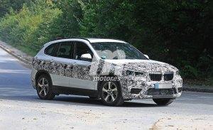El nuevo BMW X1 híbrido enchufable ya se pasea con sus nuevas ópticas