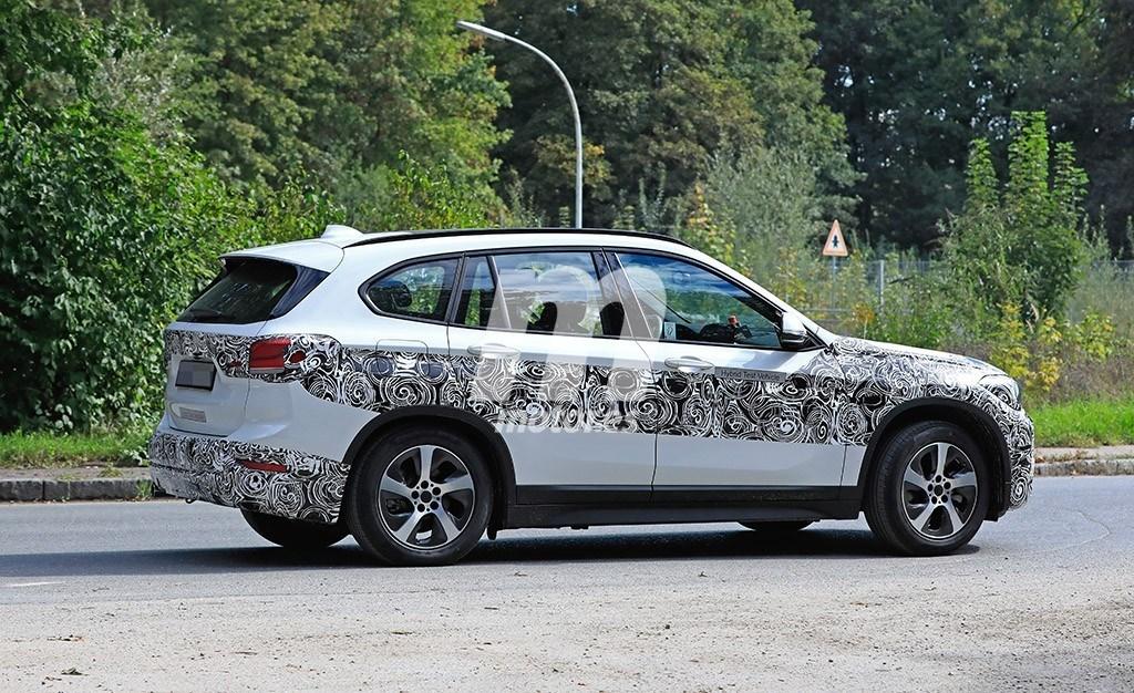 2019 - [BMW] X1 restylé [F48 LCI] Bmw-x1-hibrido-enchufable-fotos-espia-201850756_6