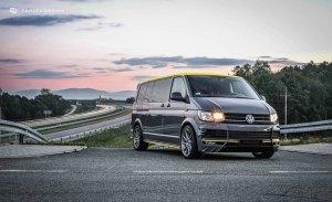 Carlex Design y Jeral Tidwell radicalizan al Volkswagen T6