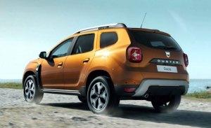 El nuevo Dacia Duster estrena el motor de gasolina 1.3 TCe en el Salón de París