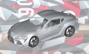 Así será el nuevo Toyota Supra, ¡te descubrimos su exterior e interior!