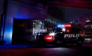 El coche de policía más rápido de Estados Unidos es un SUV