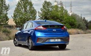El Hyundai IONIQ Eléctrico mejorará su autonomía en 2019