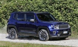 El Jeep Renegade híbrido enchufable llega en 2020 y será fabricado en Italia