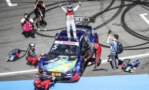 Mattias Ekström valora la opción de volver al DTM