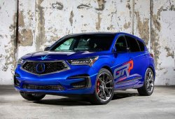 Graham Rahal Performance pone a punto el nuevo Acura RDX
