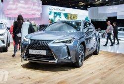 Las innovaciones aerodinámicas del nuevo Lexus UX 250h