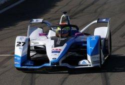 Alexander Sims y BMW inician el test de Fórmula E al mando