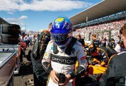 Alonso critica la inconsistencia de los comisarios, Whiting responde