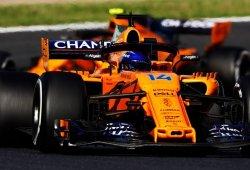 """Alonso se despide de Suzuka sin puntos: """"Al menos he disfrutado"""""""