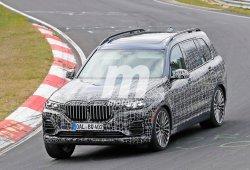 Alpina ya trabaja sobre el nuevo BMW X7, el XD7 está en camino