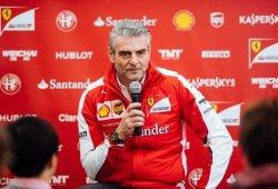 "Arrivabene considera ""inaceptable"" la falta de ""sentido común"" de Ferrari"