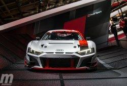 Audi R8 GT3 LMS 2019: debut por todo lo alto en París