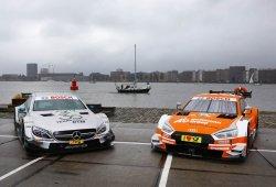Audi rinde tributo a Mercedes por su salida del DTM