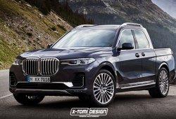 El BMW X7 ofrece la base perfecta para crear un auténtico pick-up de lujo