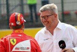 Brawn aconseja a Ferrari y a Vettel cómo superar el fracaso de este año