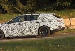 El nuevo Mercedes CLA Shooting Brake 2019, cazado en un vídeo espía