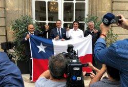Chile celebra su presencia en el calendario del WRC 2019
