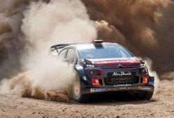 Citroën vuelve a un tiempo presente en el Rally de Gales