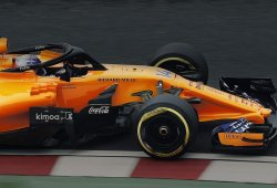 Coca-Cola aterriza en la Fórmula 1 de la mano de McLaren