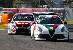 Primera victoria de Ceccon y del Giulietta TCR en el WTCR