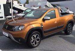 El nuevo Dacia Duster se transforma en un pick-up