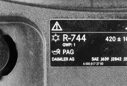 Daimler ha perdido el pulso con la UE por el uso del gas de aire acondicionado R-134