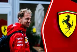 """Ferrari apoya a Vettel tras su derrota: """"Estamos juntos en esto"""""""