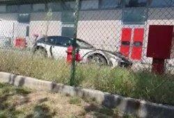 La mula del nuevo Ferrari Purosangue SUV se deja ver en vídeo