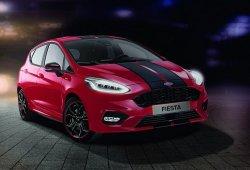El Ford Fiesta ST-Line se torna más colorido con la serie Red & Black Edition