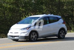 El nuevo coche autónomo de nivel 5 de General Motors cazado en carretera