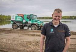 Gerard de Rooy estará con su Iveco en el Dakar 2019