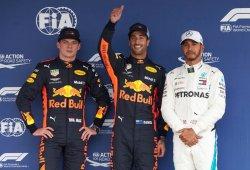 """Hamilton: """"Ayer fue difícil, no me esperaba acabar tercero"""""""