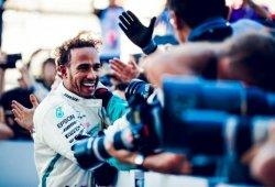 """Hamilton, pentacampeón del mundo: """"Igualar a Fangio es increíble"""""""