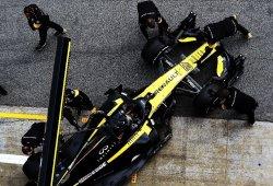 Hülkenberg admite que Renault ha perdido el ritmo de evolución