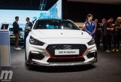 Hyundai i30 N Option, accesorios para personalizar el compacto deportivo