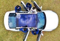 La carga solar será una realidad en los coches de Hyundai y Kia