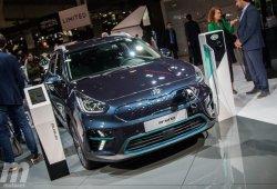El nuevo Kia e-Niro, un SUV 100% eléctrico, debuta en Europa