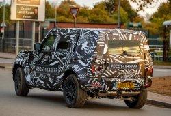 Land Rover presenta los primeros prototipos oficiales del nuevo Defender 2020