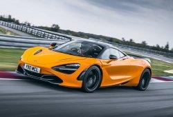 El McLaren 720S se pone a punto con el nuevo paquete Track Pack