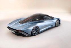 El McLaren Speedtail de 1.050 CV es el McLaren más rápido de la historia