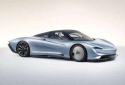 El galáctico McLaren Speedtail filtrado al completo