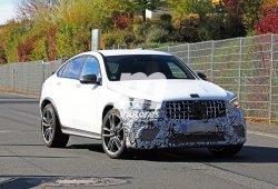El nuevo Mercedes-AMG GLC 63 Coupé ya está siendo desarrollado