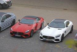 Mercedes-AMG GT 53: ¿nueva versión de acceso semihíbrida en desarrollo?