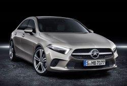 Exclusiva: los nuevos Mercedes CLA y Clase A Sedán llegarán a inicios de 2019