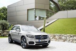Mercedes comienza las entregas del GLC F-CELL a finales de octubre