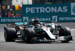 Mercedes niega que sus problemas de neumáticos tengan relación con las llantas