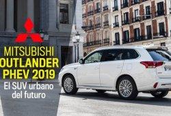 Mitsubishi Outlander PHEV 2019, el SUV para las ciudades del futuro